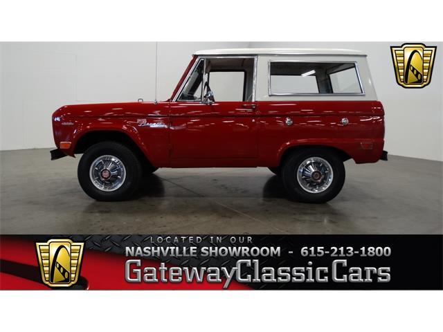 1969 Ford Bronco | 924578