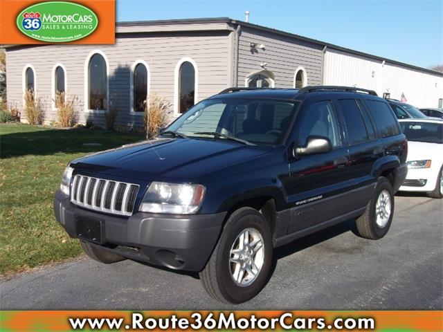 2004 Jeep Grand Cherokee | 924579