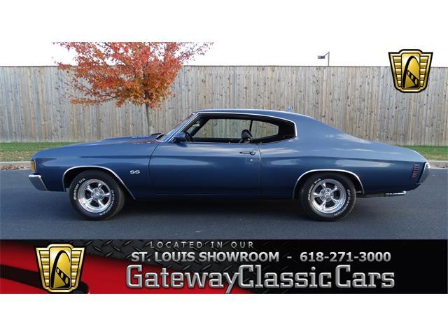 1972 Chevrolet Malibu | 924586