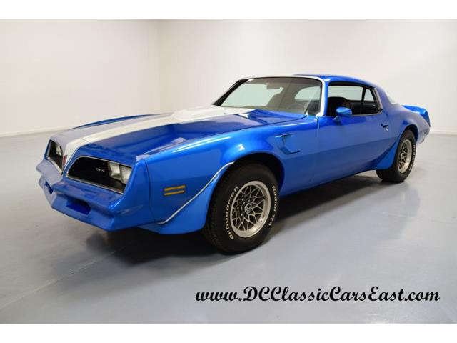 1977 Pontiac Firebird Trans Am | 924589