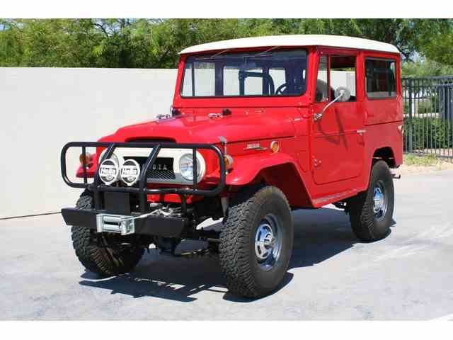 1968 Toyota Land Cruiser FJ | 924593