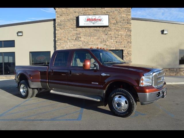 2007 Ford F-350King Ranch | 924599