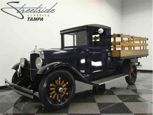 1929 Fargo Stake Body | 924603