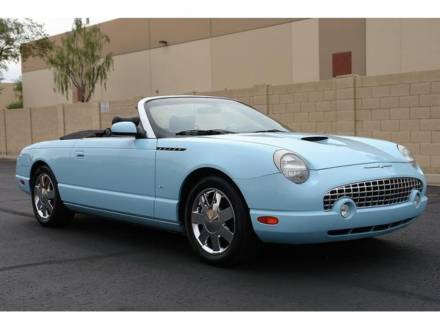 2003 Ford Thunderbird | 924609