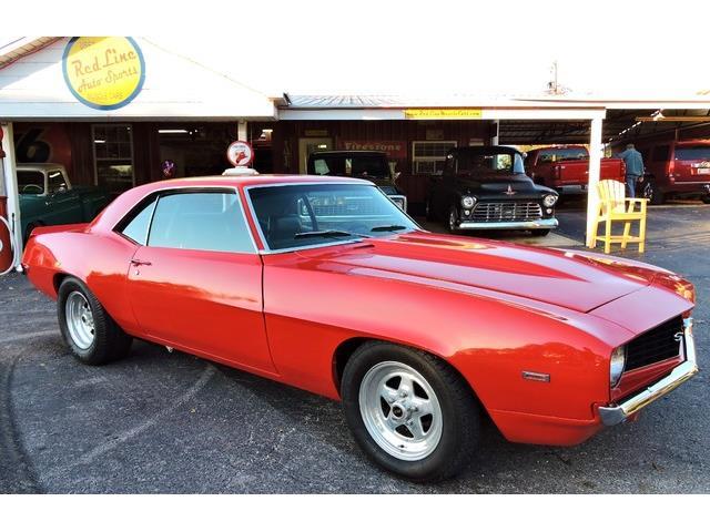 1969 Chevrolet Camaro | 924639