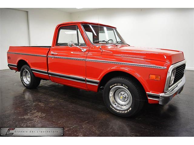 1971 Chevrolet C/K 10 | 920464