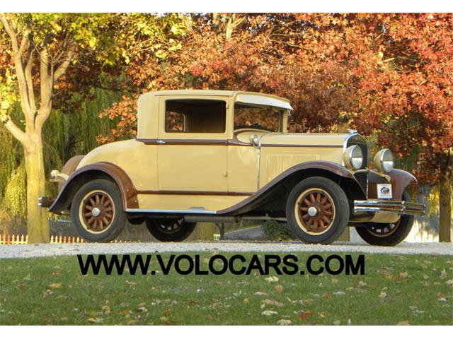 1930 Chrysler Series 66 Business Coupe | 924640