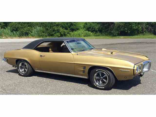 1969 Pontiac Firebird | 924642