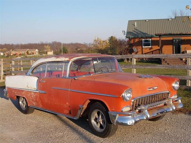 1955 Chevrolet Bel Air | 924652