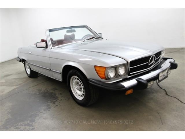 1978 Mercedes Benz 450sl For Sale On 14