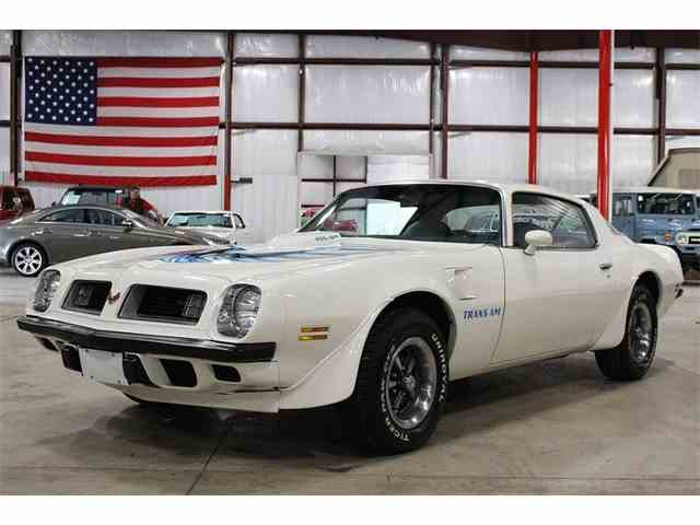 1975 Pontiac Firebird Trans Am | 920466