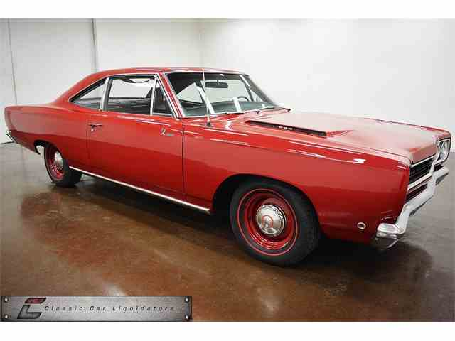 1968 Plymouth Road Runner | 924664