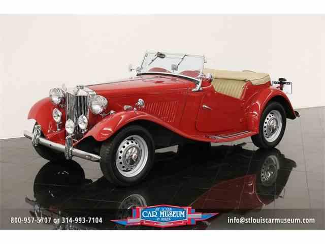 1951 MG TD | 924666
