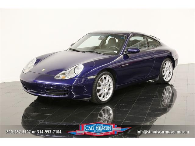 2001 Porsche 911 Carrera 4 Coupe | 924667