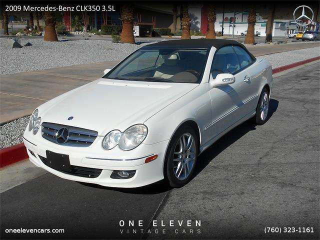 2009 Mercedes-Benz CLK350 | 924668