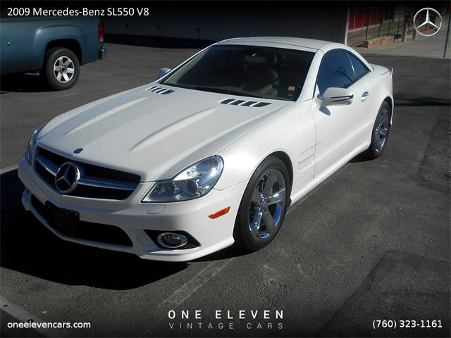 2009 Mercedes-Benz SL550 V8 | 924669