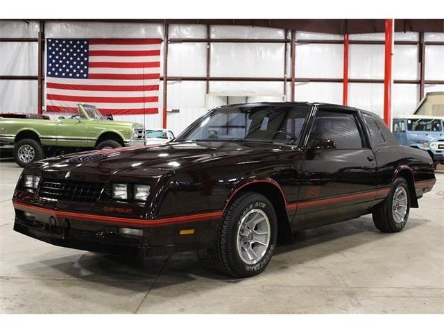 1987 Chevrolet Monte Carlo | 920467