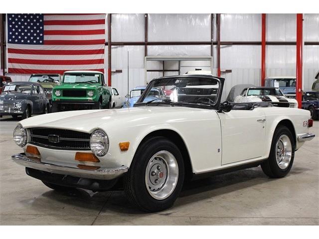1973 Triumph TR6 | 924670