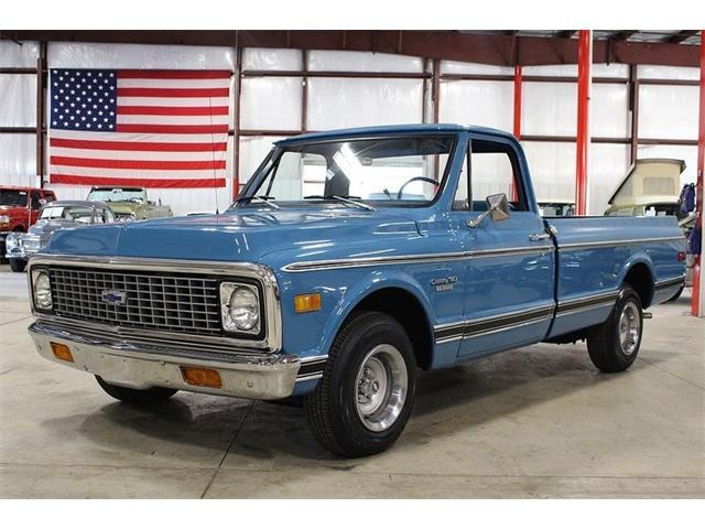 1971 Chevrolet C/K 10 | 924674