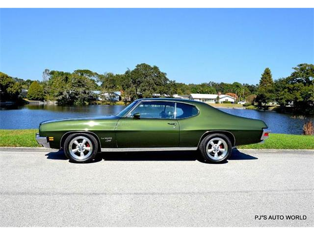 1972 pontiac le mans - photo #25