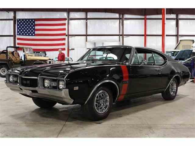 1968 Oldsmobile 442 | 920468