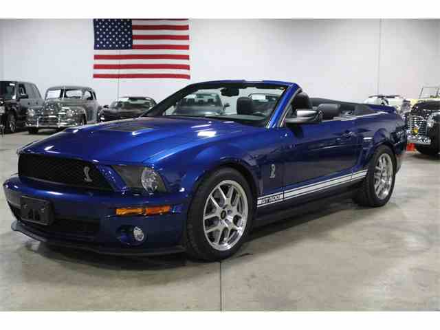 2008 Shelby GT500 | 924681
