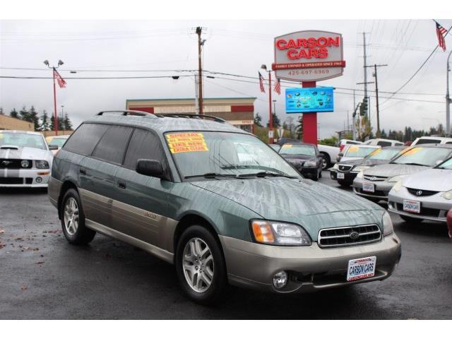 2001 Subaru Legacy   924688