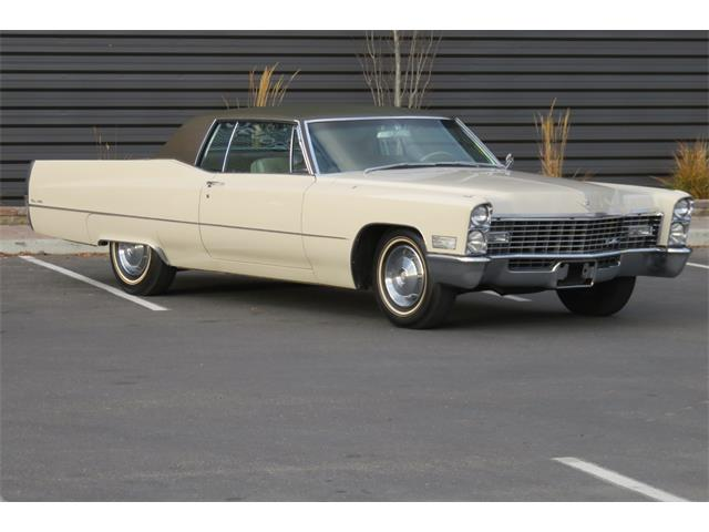 1967 Cadillac Coupe DeVille | 924690