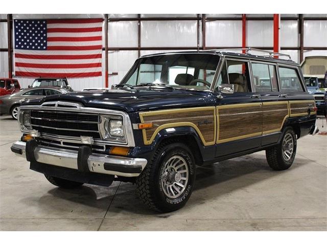 1989 Jeep Wagoneer | 920470
