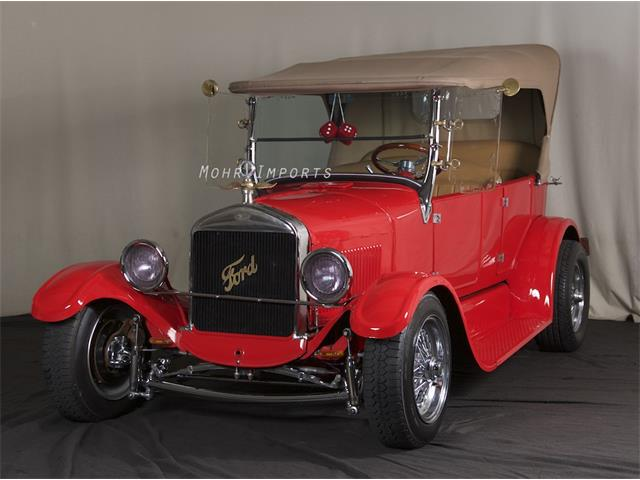 1927 Ford Model T | 924700
