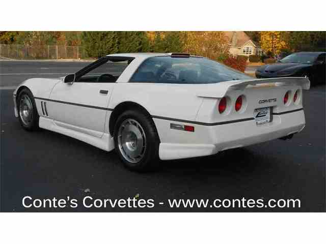 1987 Chevrolet Corvette | 924701