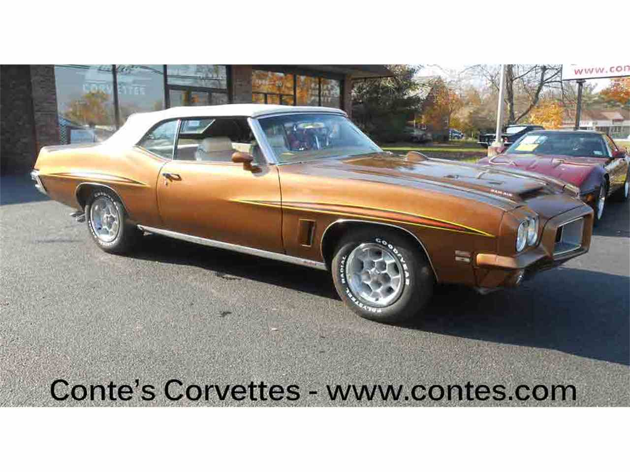 Large Picture of '72 LeMans Now a GTO Clone - JTI7