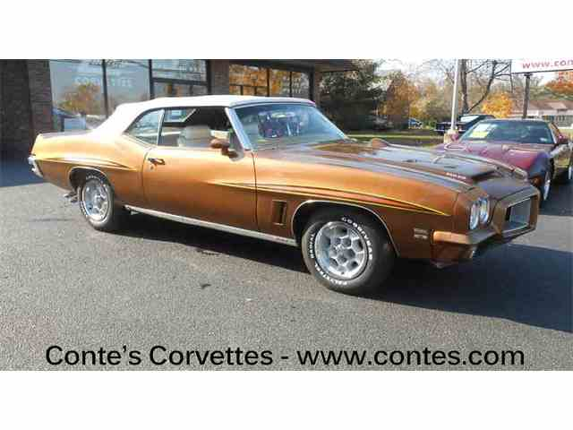 1972 Pontiac LeMans Now a GTO Clone | 924703