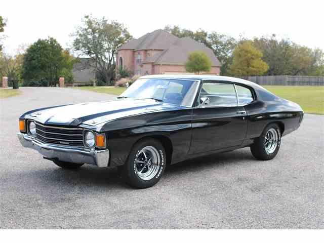 1972 Chevrolet Chevelle | 924706