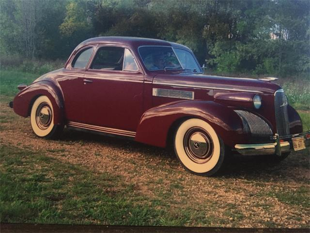 1939 LaSalle 2-DR Coupe | 924711