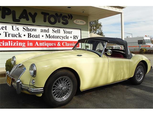 1956 MG MGA | 924712