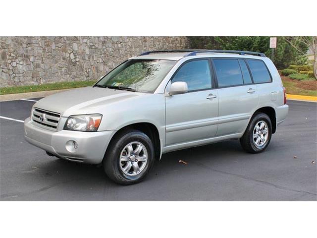 2005 Toyota Highlander | 924725