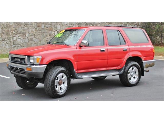 1991 Toyota 4Runner | 924726