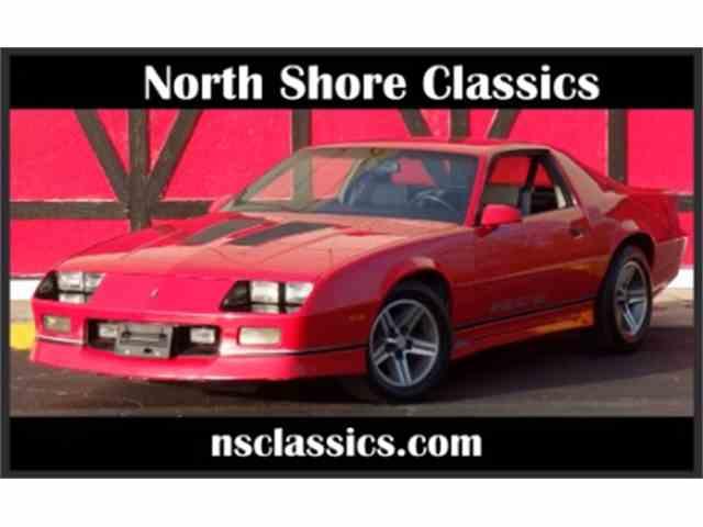 1987 Chevrolet Camaro | 924727