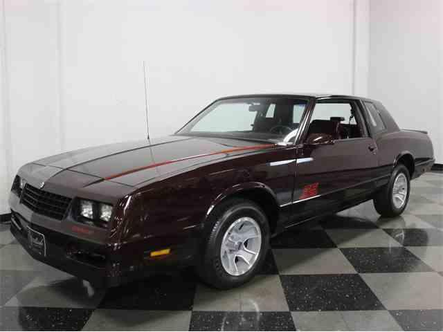 1988 Chevrolet Monte Carlo SS | 924731