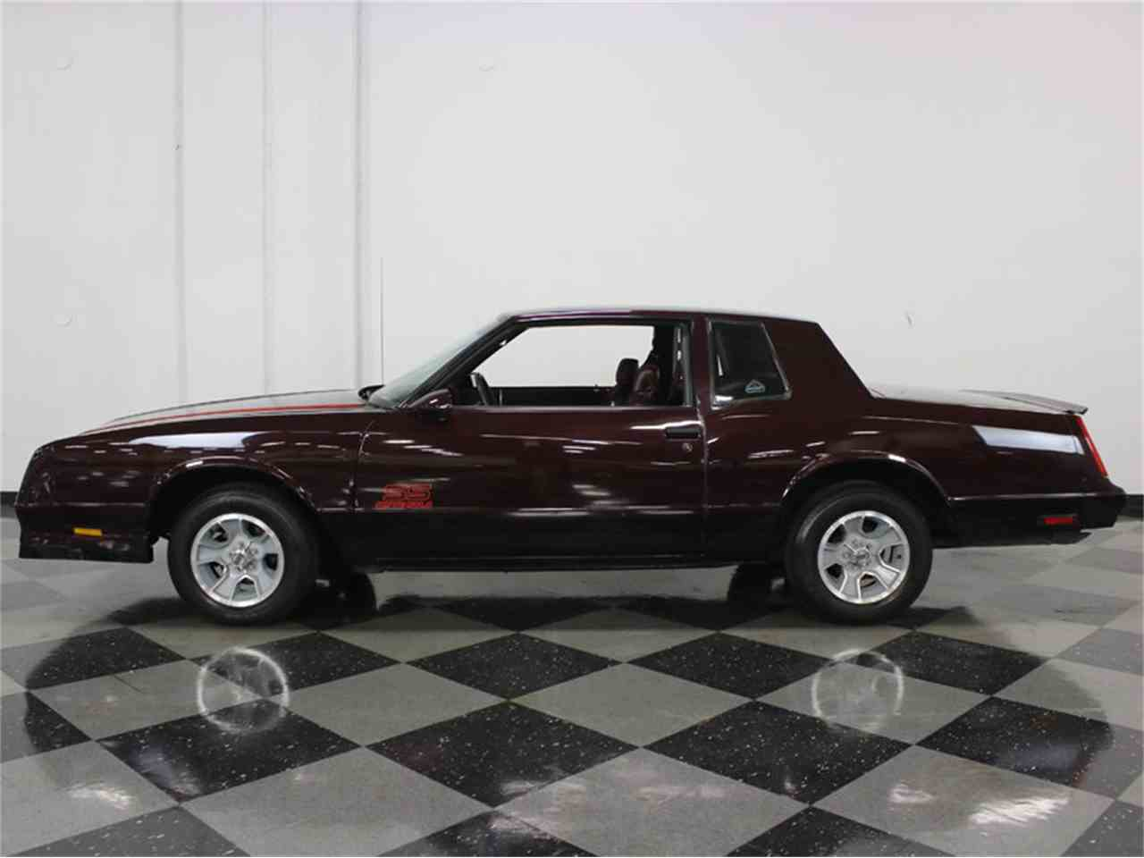 All Chevy 1988 chevrolet monte carlo ss for sale : 1988 Chevrolet Monte Carlo SS for Sale | ClassicCars.com | CC-924731