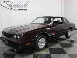 1988 Chevrolet Monte Carlo SS for Sale - CC-924731