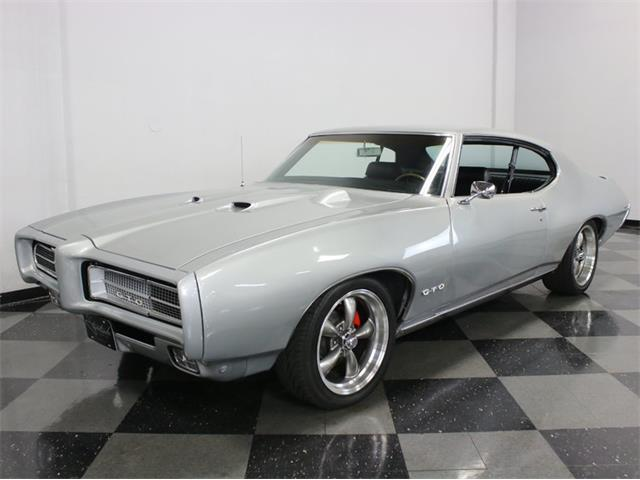1969 Pontiac GTO | 924732
