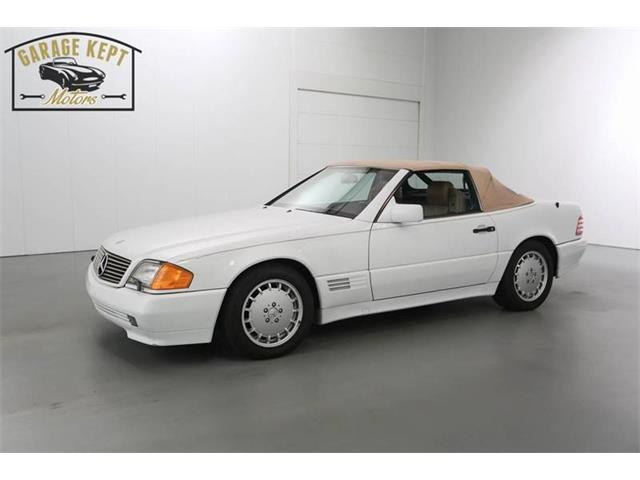 1991 Mercedes-Benz 300 | 924733