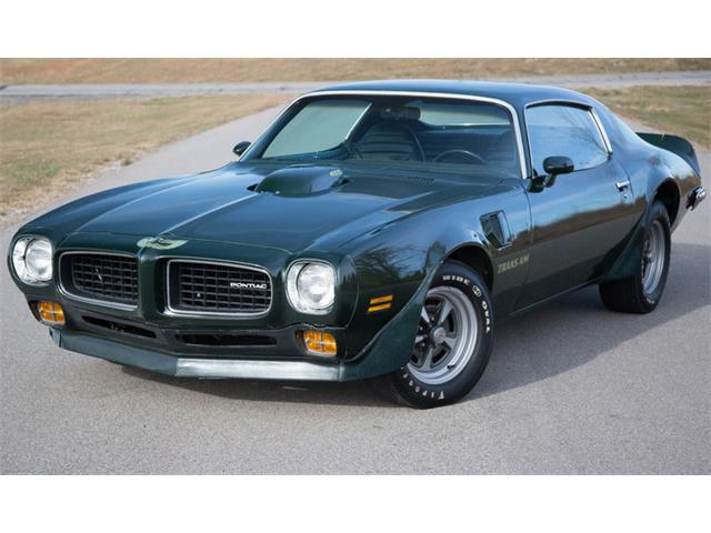 1973 Pontiac Firebird Trans Am | 924742