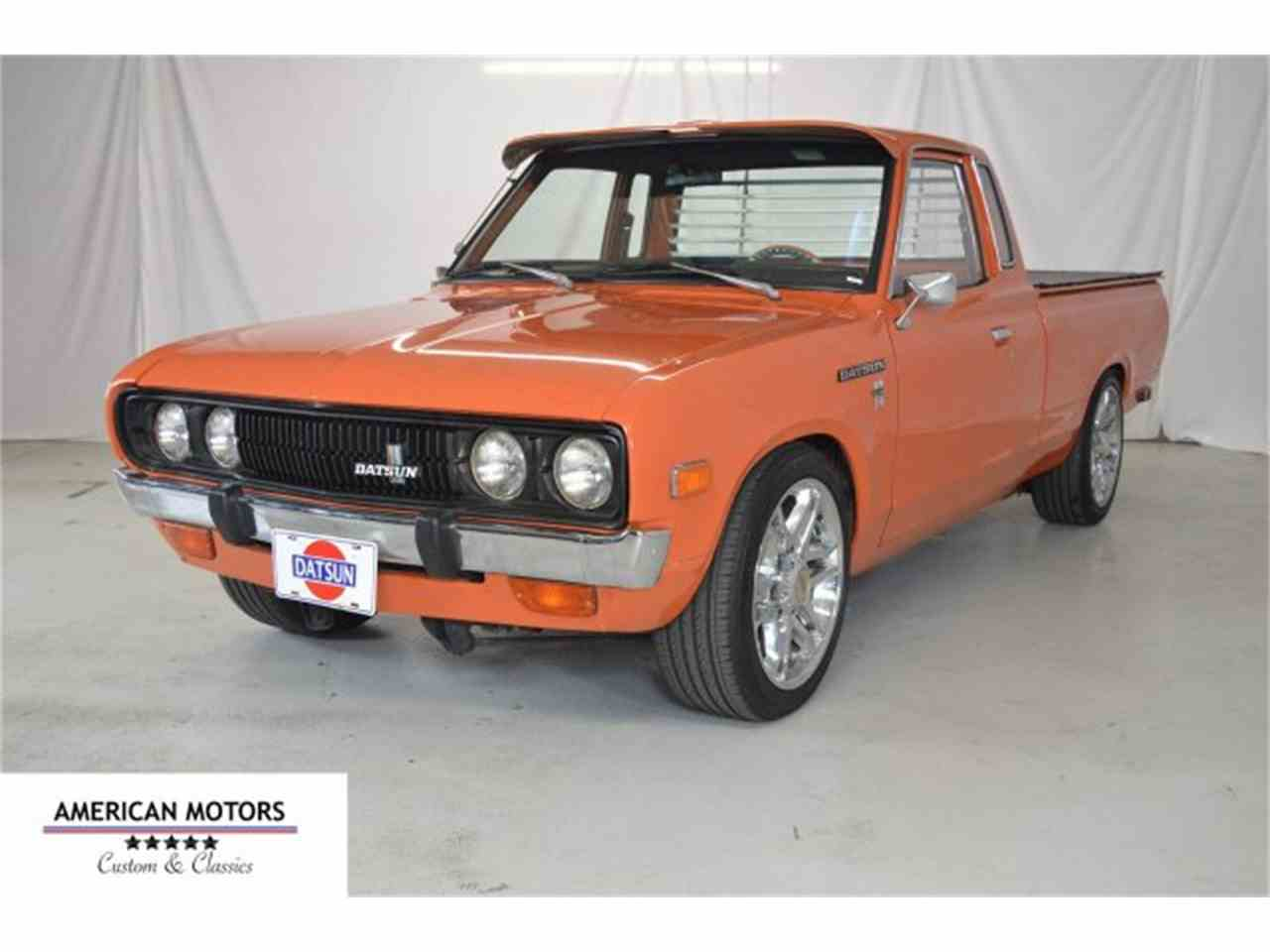 1978 datsun pickup for sale cc 924746. Black Bedroom Furniture Sets. Home Design Ideas