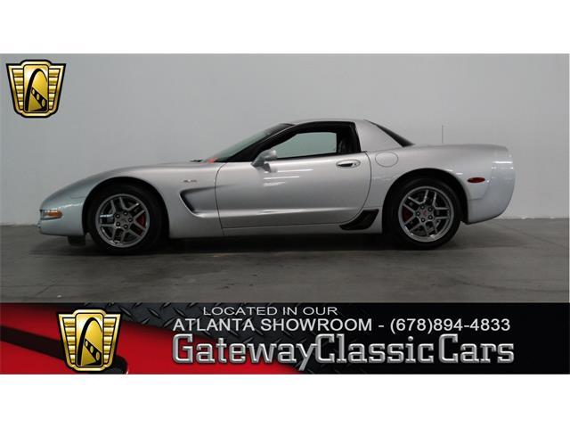 2003 Chevrolet Corvette | 924747