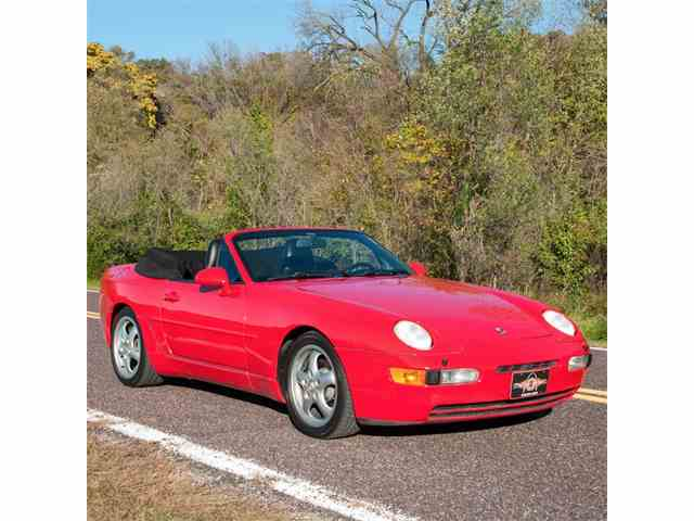 1994 Porsche 968 | 924765