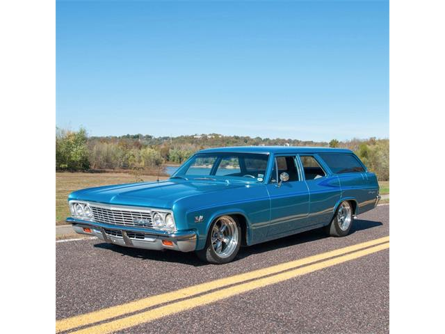 1966 Chevrolet Biscayne Wagon | 924767