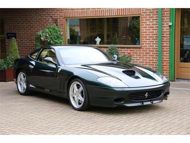 2002 Ferrari 575M Maranello | 924769